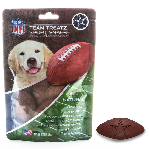 Dallas Cowboys Dog Treats - Yip & Purr® Official Website