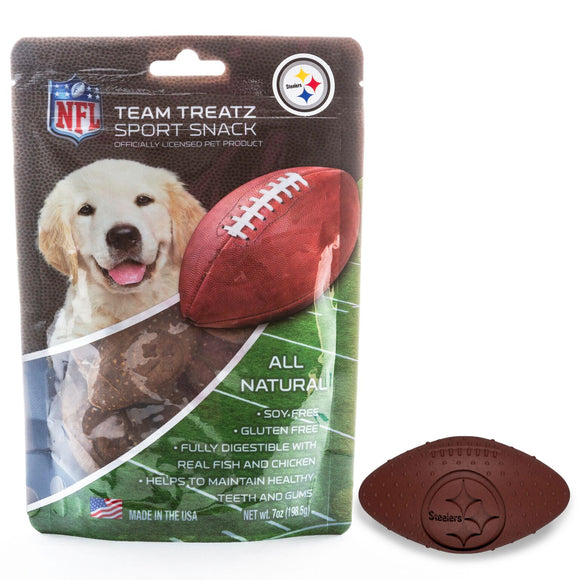 Pittsburgh Steelers Dog Treats - Yip & Purr® Official Website