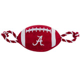 Alabama nylon Football Dog Toy - Yip & Purr® Official Website