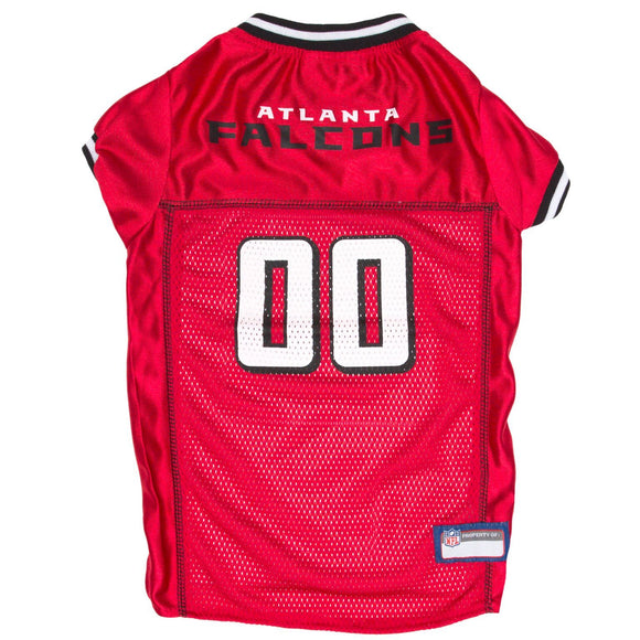 Atlanta Falcons Pet Jersey - Black - Yip & Purr® Official Website