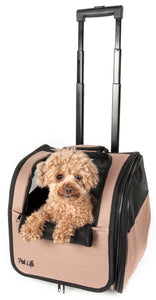 Wheeled Travel Pet Carrier