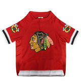 Chicago Blackhawks Pet Jersey - Yip & Purr® Official Website