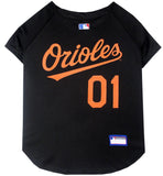 Baltimore Orioles Pet Jersey - Yip & Purr® Official Website