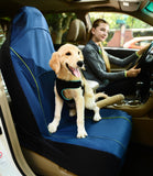 Pet Life Open Road Mess-Free Single Seated Safety Car Seat Cover Protector For Dog, Cats, And Children