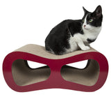 Pet Life Modiche Ultra Premium Modern Designer Lounger Cat Scratcher