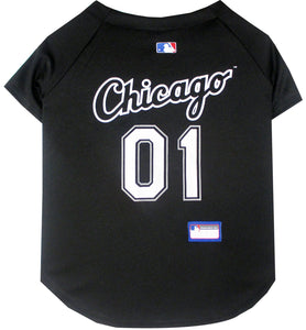 Chicago White Sox Pet Jersey - Yip & Purr® Official Website