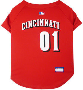 Cincinnati Reds Pet Jersey - Yip & Purr® Official Website