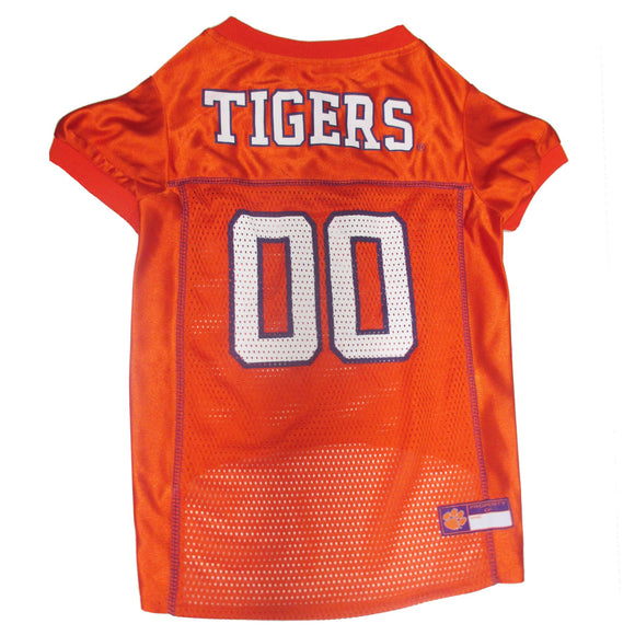 Clemson Tigers Pet Jersey - Yip & Purr® Official Website