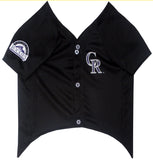 Colorado Rockies Pet Jersey - Yip & Purr® Official Website