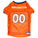 Denver Broncos Pet Jersey