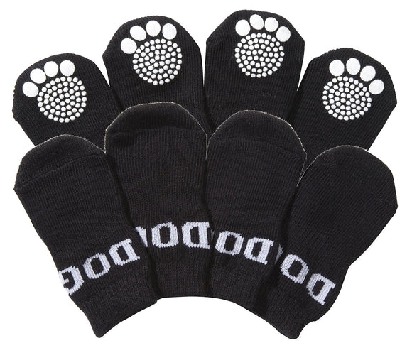Pet Socks W/ Rubberized Soles