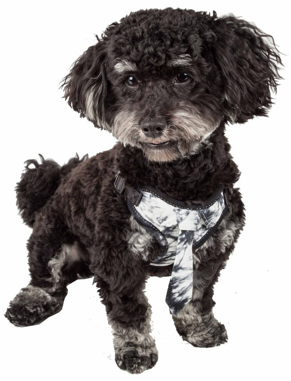 Pet Life ?? 'Bonatied' Mesh Reversible And Breathable Adjustable Dog Harness W/ Designer Neck Tie - Yip & Purr?? Official Website