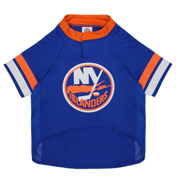 New York Islanders Pet Jersey - Yip & Purr® Official Website