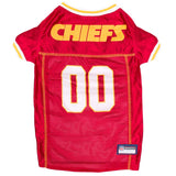 Kansas City Cheifs Pet Jersey - Yip & Purr® Official Website
