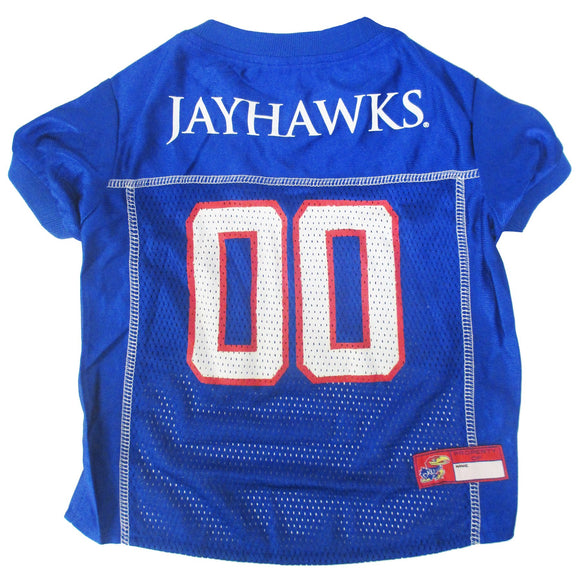 Kansas Jayhawks Pet Jersey - Yip & Purr® Official Website