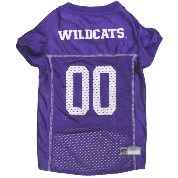 Kansas State Wildcats Pet Jersey - Yip & Purr® Official Website