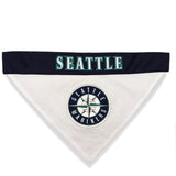 Seattle Mariners Reversible Bandana - Yip & Purr® Official Website