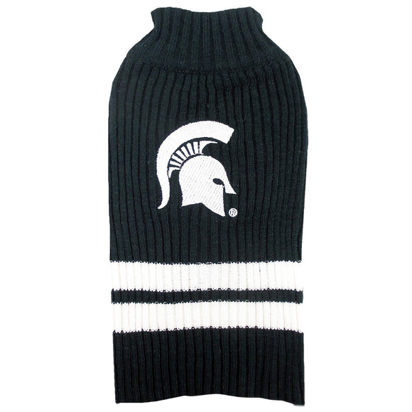 Michigan State Pet sweater - Yip & Purr® Official Website