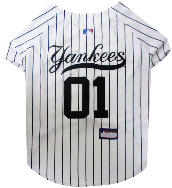New York Yankees Pet Jersey - Yip & Purr® Official Website
