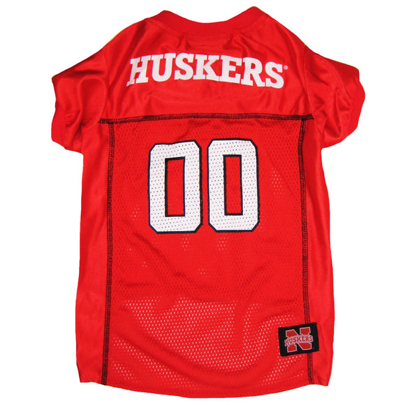 Nebraska Huskers Pet Jersey - Yip & Purr® Official Website