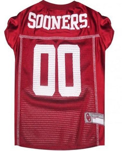 Oklahoma Sooners Pet Jersey - Yip & Purr® Official Website