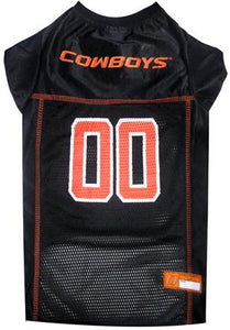 Oklahoma State Cowboys Pet Jersey - Yip & Purr® Official Website