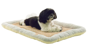 Nano-Silver Anti-Bacterial Neutral Carpentry Designer Dog Bed