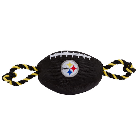 Pittsburgh Steelers nylon Dog Toy - Yip & Purr® Official Website