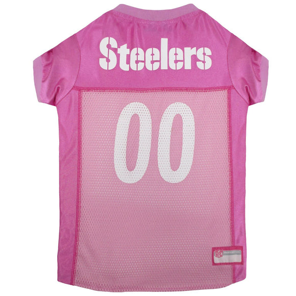 Pittsburgh Steelers Pet Jersey - Pink - Yip & Purr® Official Website