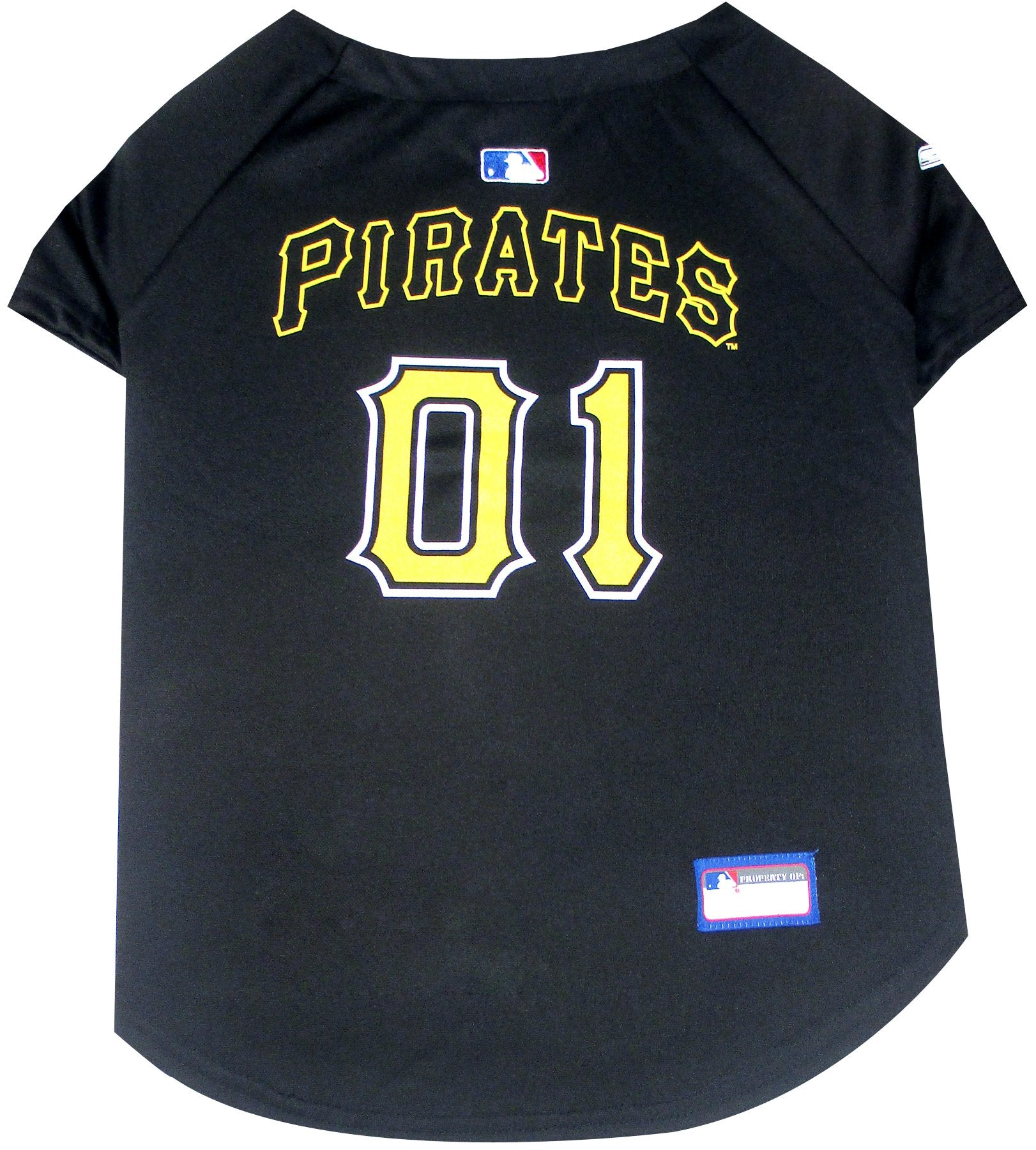 new concept 31697 600c6 Pittsburgh Pirates Pet Jersey