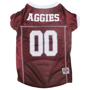 Texas A&M Aggies Pet Jersey - Yip & Purr® Official Website