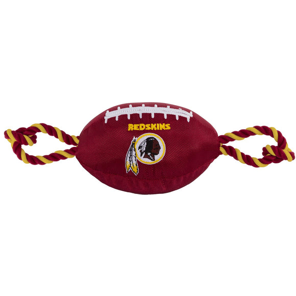 Washington Redskins nylon Dog Toy - Yip & Purr® Official Website