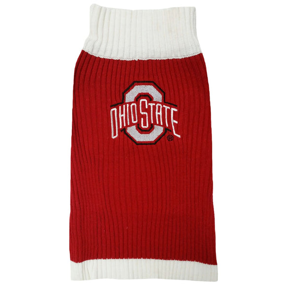Ohio State Pet Sweater - Yip & Purr® Official Website