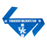Kentucky Wildcats Pet Bandana- Tie On - Yip & Purr® Official Website