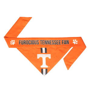 Tennessee Volunteers Pet Bandana- Tie On - Yip & Purr® Official Website