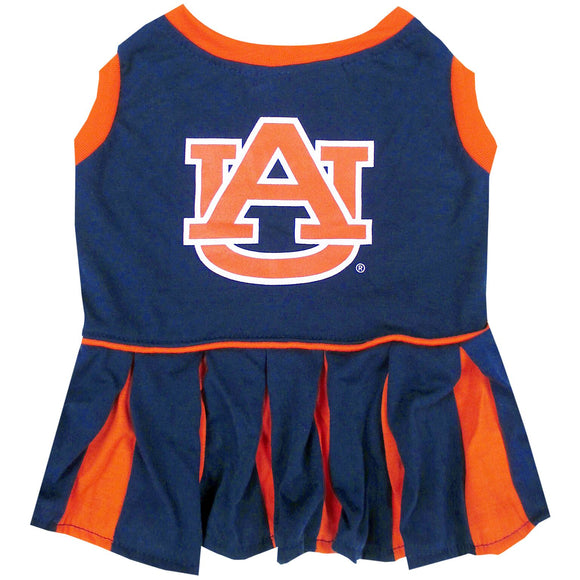 Auburn Cheerleader Pet Dress - Yip & Purr® Official Website