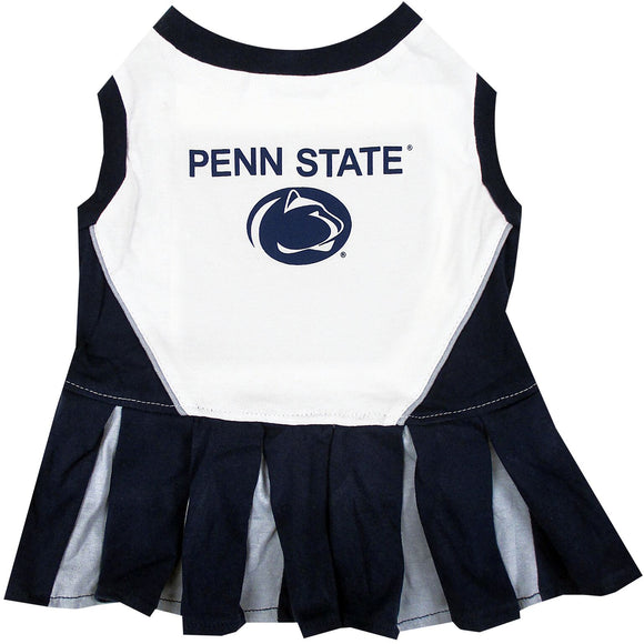 Penn State Cheerleader Pet Dress - Yip & Purr® Official Website