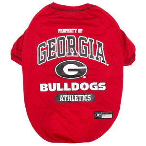 Georgia Pet Tee Shirt - Yip & Purr® Official Website