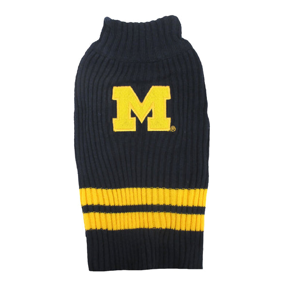 519f138ee Michigan Wolverines Pet sweater - Yip   Purr® Official Website. Michigan  Wolverines Pet sweater. Sale price  16  16.99 Save  5.75. New England  Patriots ...
