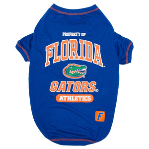 Florida Gators Pet Tee Shirt - Yip & Purr® Official Website
