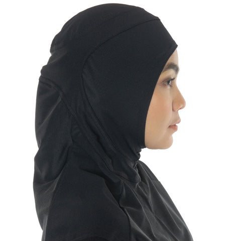 Image of Capsters Runner Extra Long  Sports Cap - sporthijab.co
