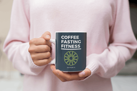 Coffee Fasting Fitness Mug - sporthijab.co