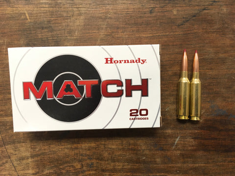 Hornady ELD Match 6.5 Creedmoor 140 Grain x 100 rounds