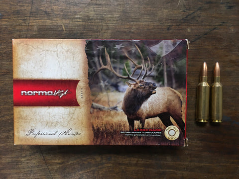 Norma .300 Win Short Mag 165 gr. x 40 rounds