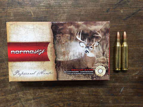 Norma USA .243 Win. 100 gr. x 60 rounds