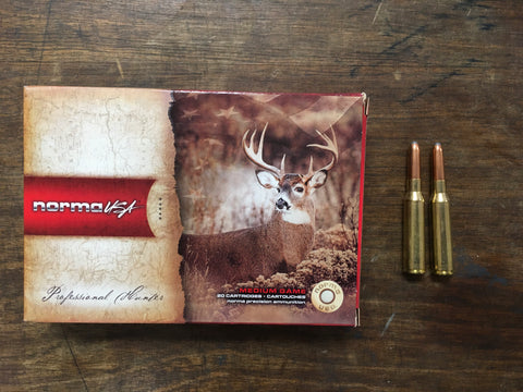Norma 6.5 Jap 156 gr x 60 rounds