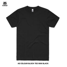 AS Colour Block Tee