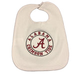 Alabama Role Tide Baby Bib