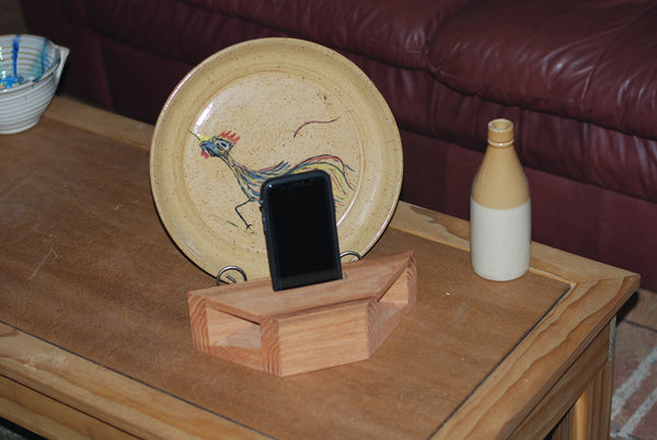 Acoustic Speaker and Charging Stand for mobile phone