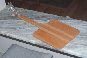 Pizza Paddle (Oak and Maple)